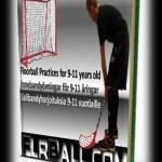 Salibandy harjoitteet ja harjoitukset 9, 10 ja 11 vuotiaille
