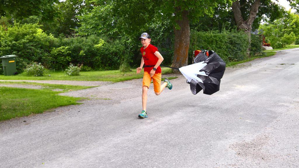 Juoksuvarjo Salibandy Harjoituksiin Harjoitteisiin